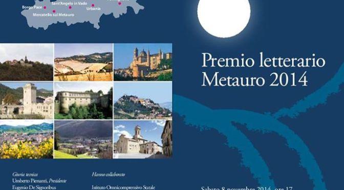 Premio Letterario Metauro 2014